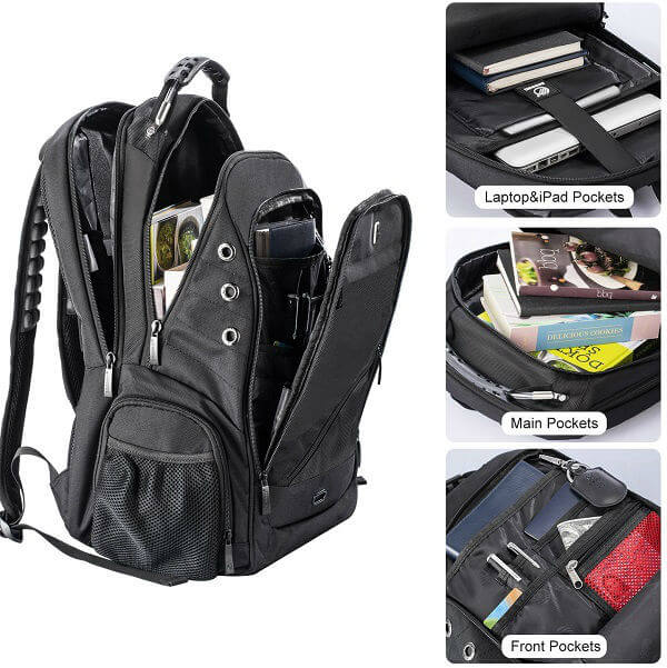 SoSoon Laptop Backpack (multipurpose)