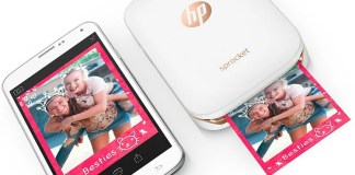 Portable Image Printers for Android iPhone