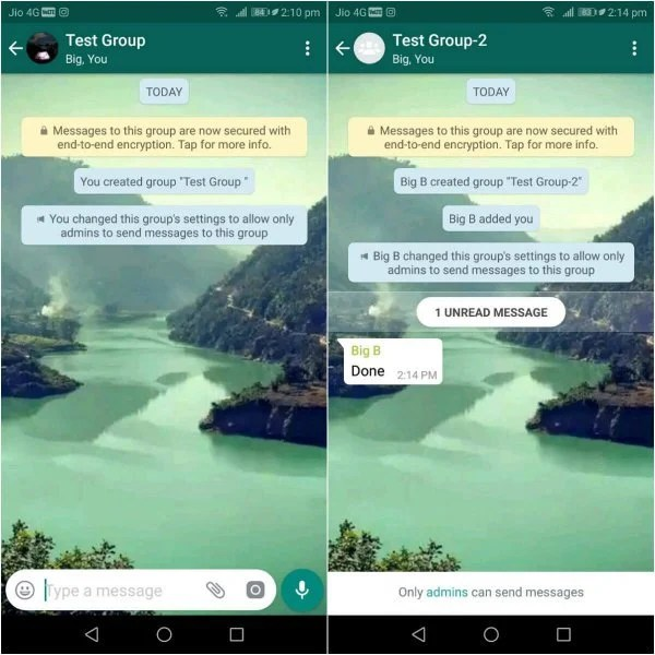 how to add member to whatsapp group