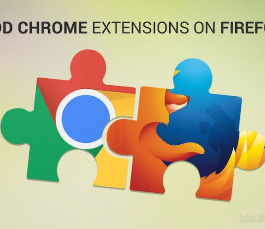 Install Chrome Extensions Firefox