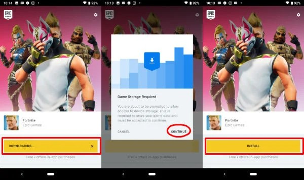How to Download and Install Fortnite on Android? | Mashtips
