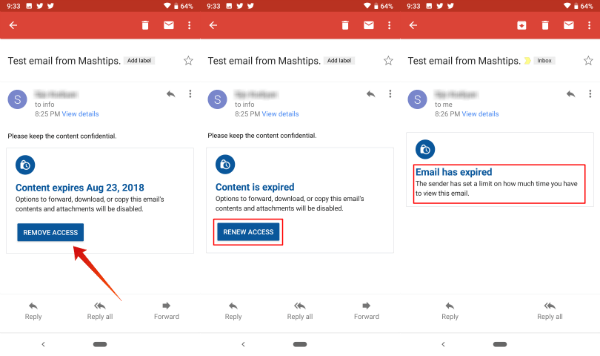 How to Use Gmail Confidential Mode with Expiry Date