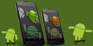 Mirror Android to Android
