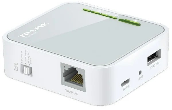 TP-Link AC750 Wi-Fi Travel Router