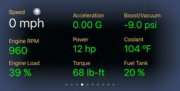 ios engine link diagnostic
