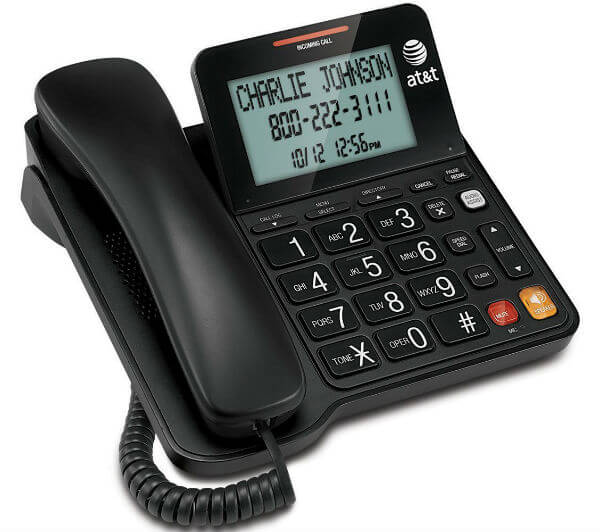ATT CL2940 Corded Phone with Caller ID