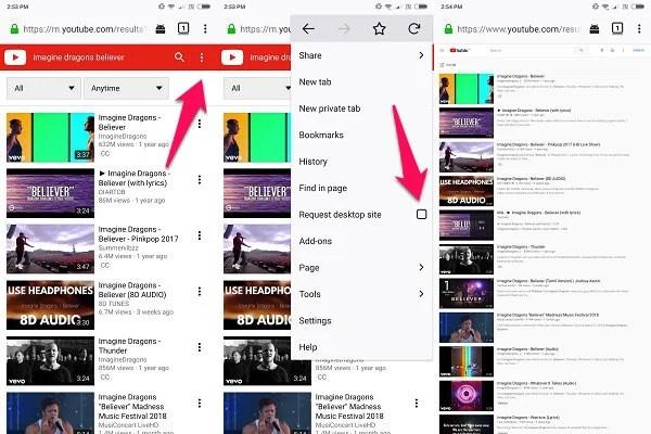 كيفية تشغيل اليوتيوب في الخلفية وقفل الشاشة