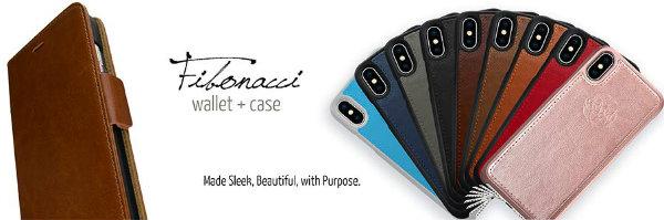 Dreem Fibonacci iPhone Wallet Case