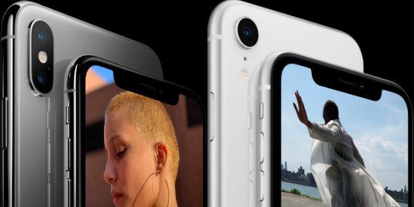 iPhone Xs-Xr Camera