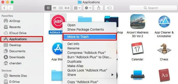 How to Completely Uninstall Programs on Mac? | Mashtips