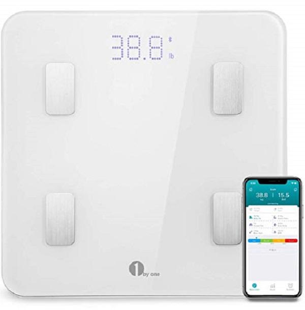 1Byone Digital Bathroom Scale