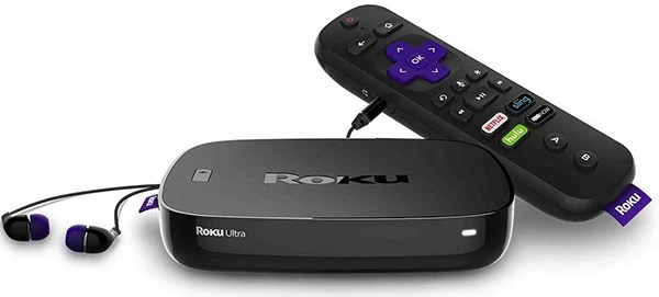 Roku Ultra Player