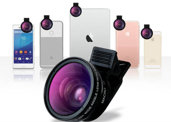 TURATACell Phone Camera Lens
