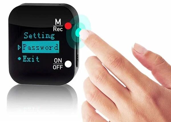 Atto Digital Mini voice recorder