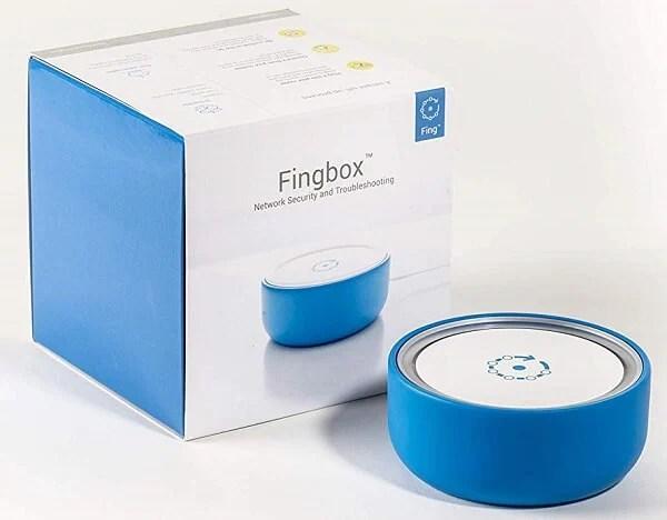 Fingbox Home Network Monitor