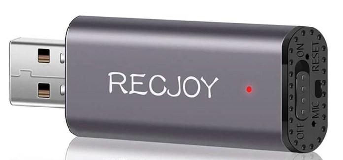 Recjoy voice recorder