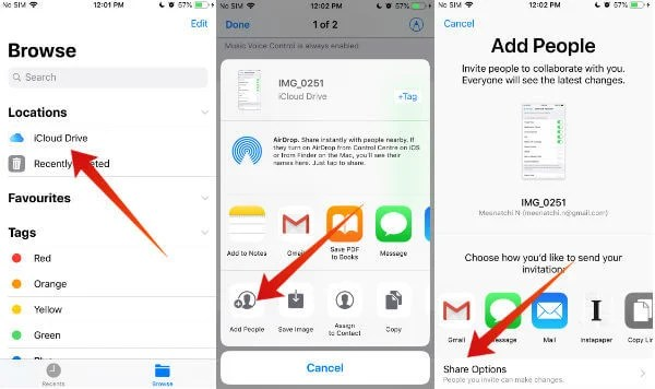 4 Quick Ways To Send Large Files From iPhone to Android/PC