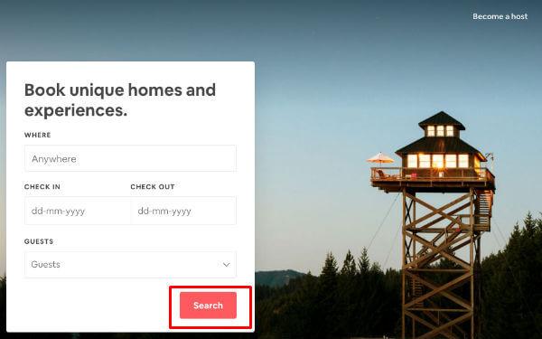 Airbnb_Travel Management App