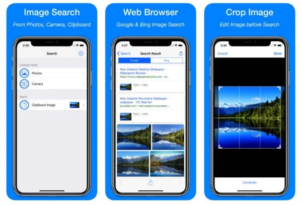 7 Best Reverse Image Search Apps for iPhone