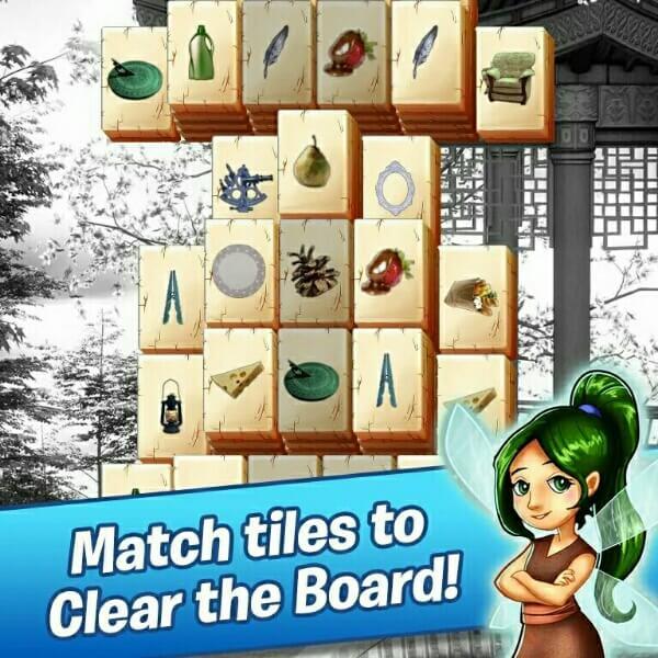 Mahjong Oriental Adventure App