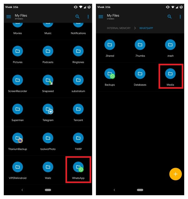 How to Save WhatsApp Status Images and Videos | Mashtips