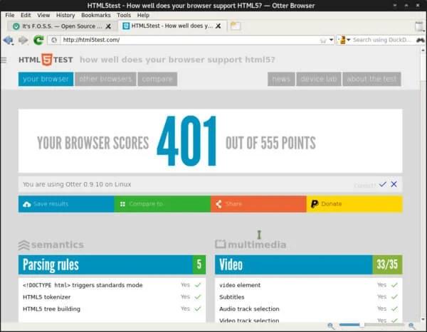 Otter Browser