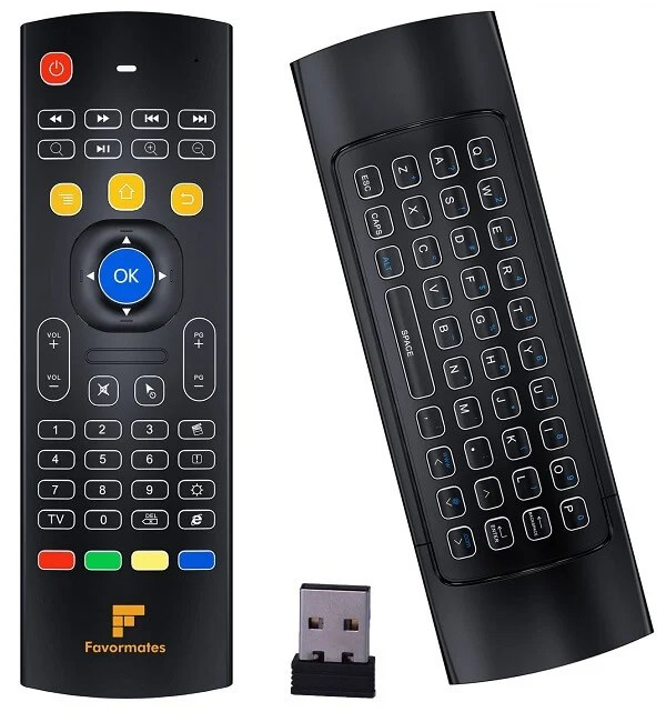 Favormates remote controller MX3