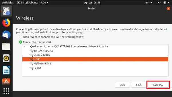 How to Install Ubuntu 19 from USB & Dual Boot Alongside