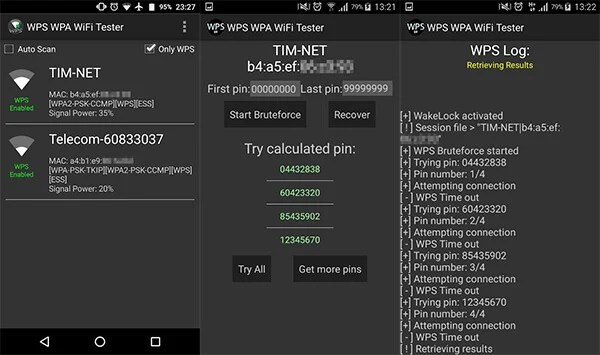 7 Best WiFi WPS WPA Tester Apps for Android | Mashtips