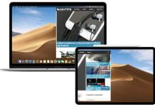 iPad As Second Screen for Mac Windows