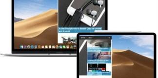 iPad As Second Screen for Mac Windows