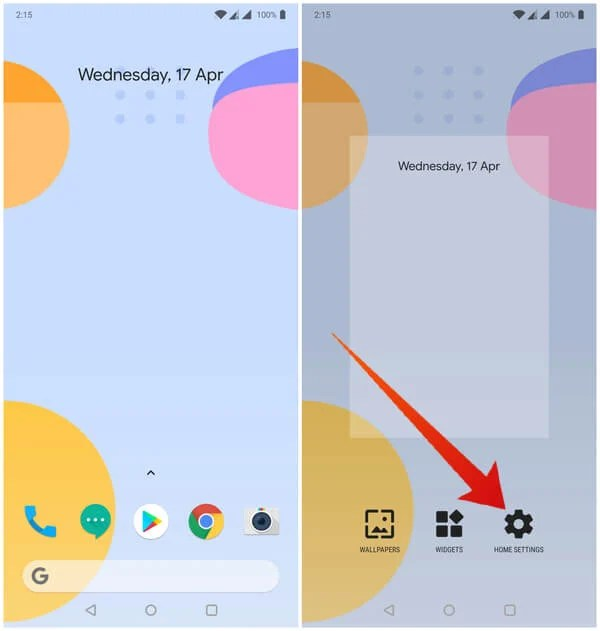 A Google Pixel Theme Makeover for any Android Smarpthone