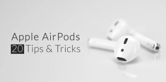 20 Tips and Tricks For Apple AirPods
