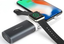 Battery Packs iPhone Apple Watch