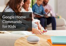 Google Home Features and Commands for Kids