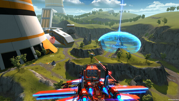 Robocraft on Steam for Linux