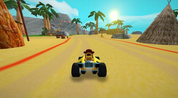 SuperTuxKart best arcade racing linux game