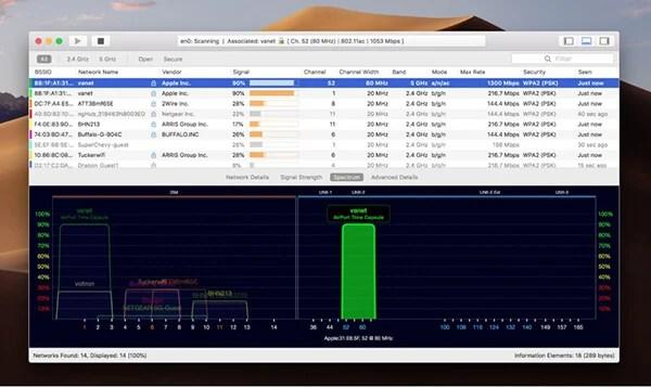 wifi analyzer for mac software free