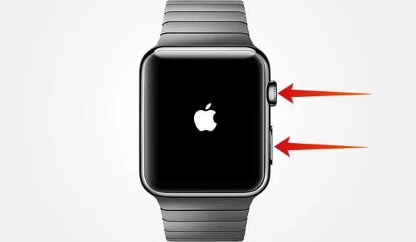 Apple Watch Logo Stuck Screen and Force Restart Apple Watch