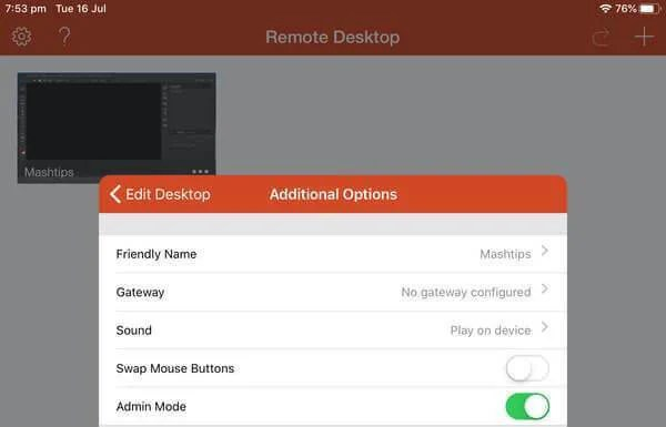 Microsoft-Remote-Desktop-Additional-Settings