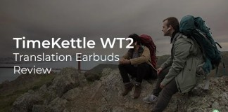 TimeKettle WT2 Live Language Translator Earbuds Review