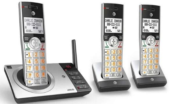 ATT DECT 6 Expandable Cordless Phone