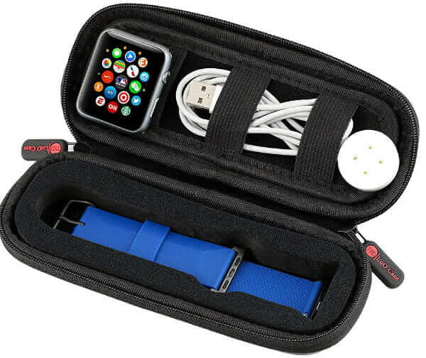 LoO Apple Watch Travel Case Compact