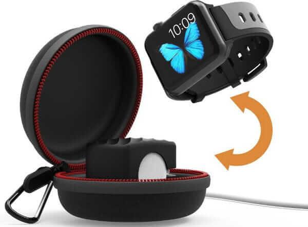 Moretek Apple Watch Charging Holder Dock