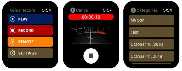 Voice Record Pro Voice Recording App