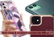 Best Cases Screen Protectors Phone 11
