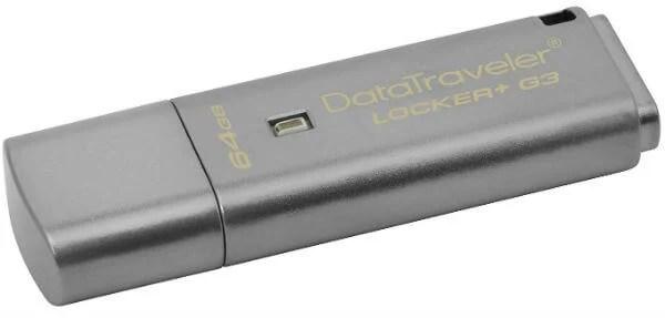 Kingston Digital Data Traveler Locker