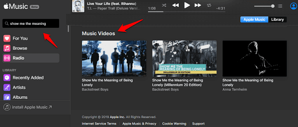 stream apple music in browser 4
