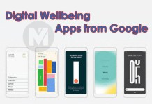 Google Digital Wellbeing Experimental Apps