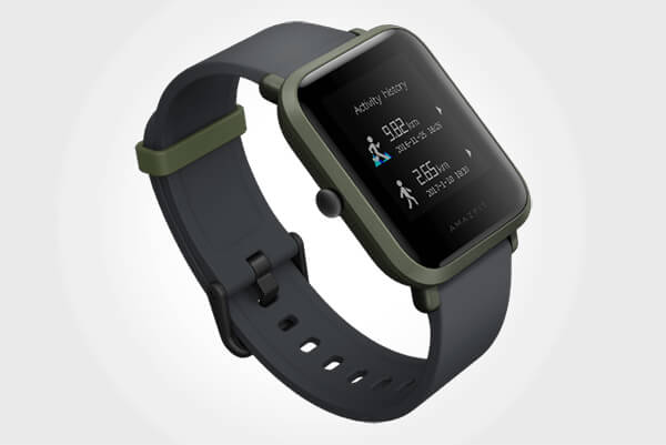 Amazfit Bip Smartwatch Activity Review